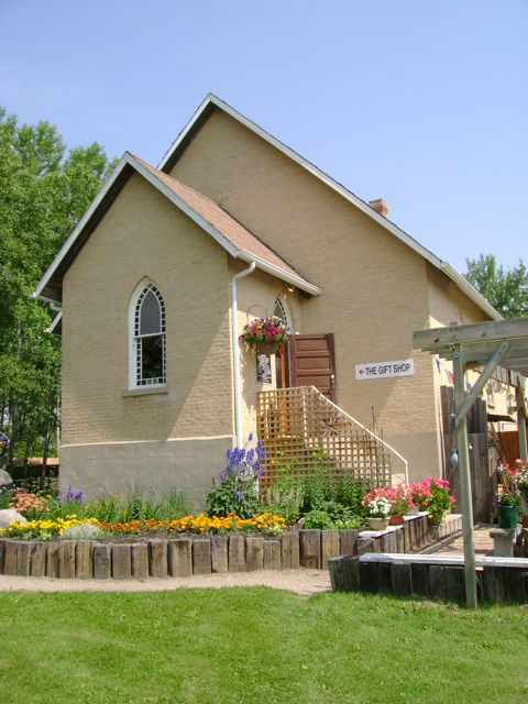 The Old Church in August 2008