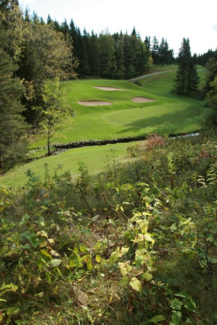 Clear Lake Golf Course - No 17 Green - a signature golf experience