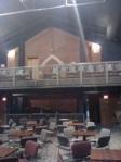 Main concert venue at WECC