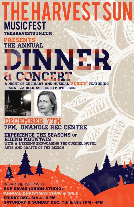 Harvest Sun annual dinner and concert